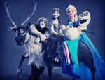 Frozen Skyrim Cover