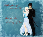 My Commission: Frozen Skyrim Cover X by gh0st-of-Ronin