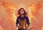 My Commission: Dragon Kin II
