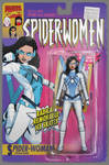 Spider-Woman Polar-Gear