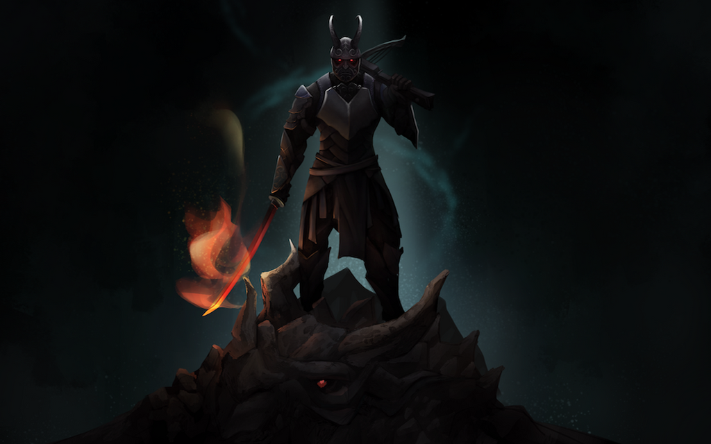 My Commission: Skyrim Chronicles by gh0st-of-Ronin