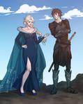 My Commission: Frozen Skyrim XVIII