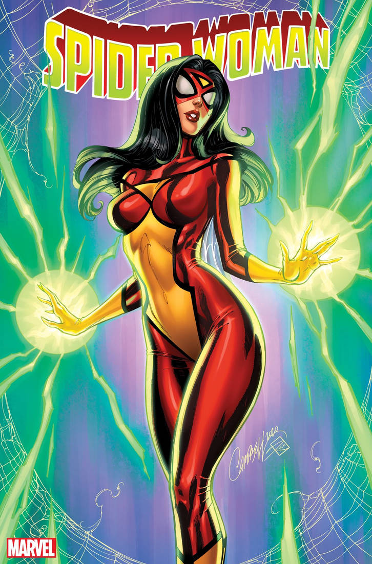 Spider-Woman by gh0st-of-Ronin