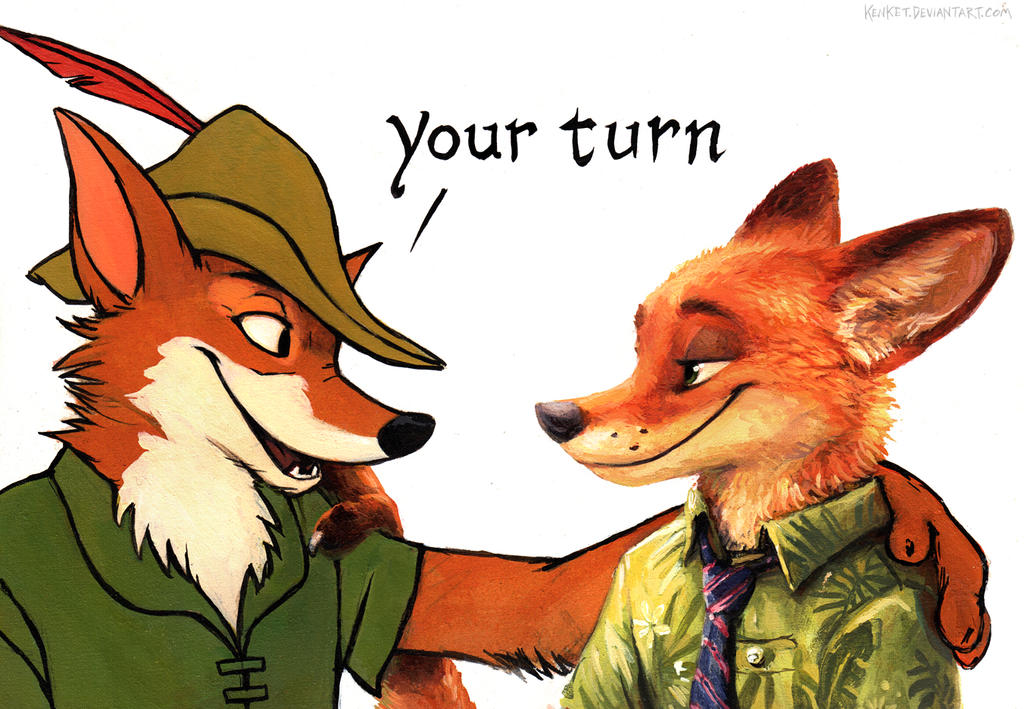 Your Turn by kenket on DeviantArt