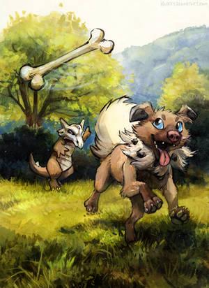 Fetch by kenket