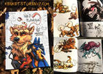 Pokemon Sketchbook for SALE!!