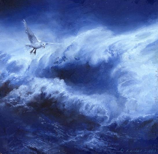 Seabird by kenket