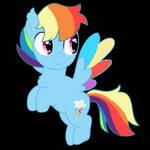 MLP:FIM ReDesign/G4.5: Rainbow Dash