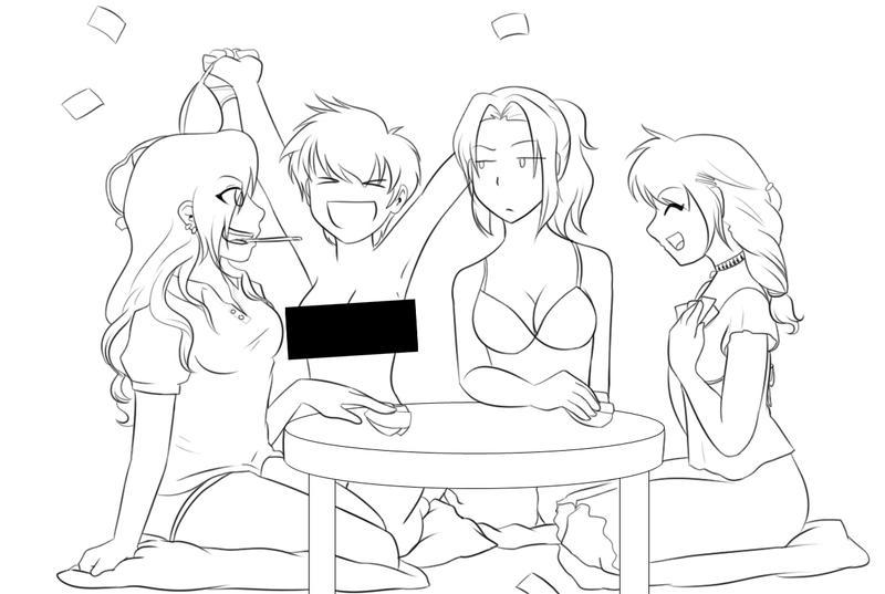 hentai poker