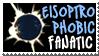 Eisoptrophobic Fanatic Stamp by Spark-plug