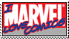 Marvel Love Stamp by Spark-plug
