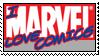 Marvel Love Stamp by Spark-plug