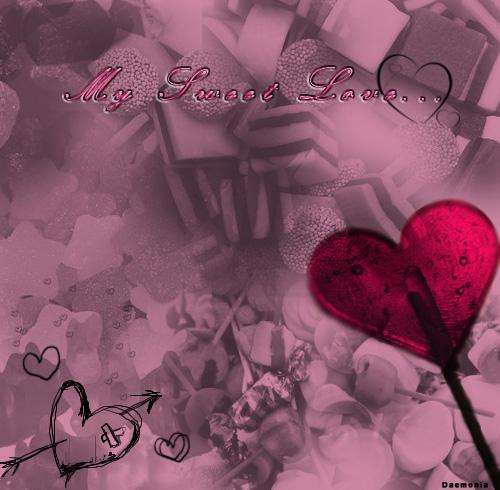 my sweet love... by daemonia-mil