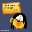 sweety black metaller by daemonia-mil