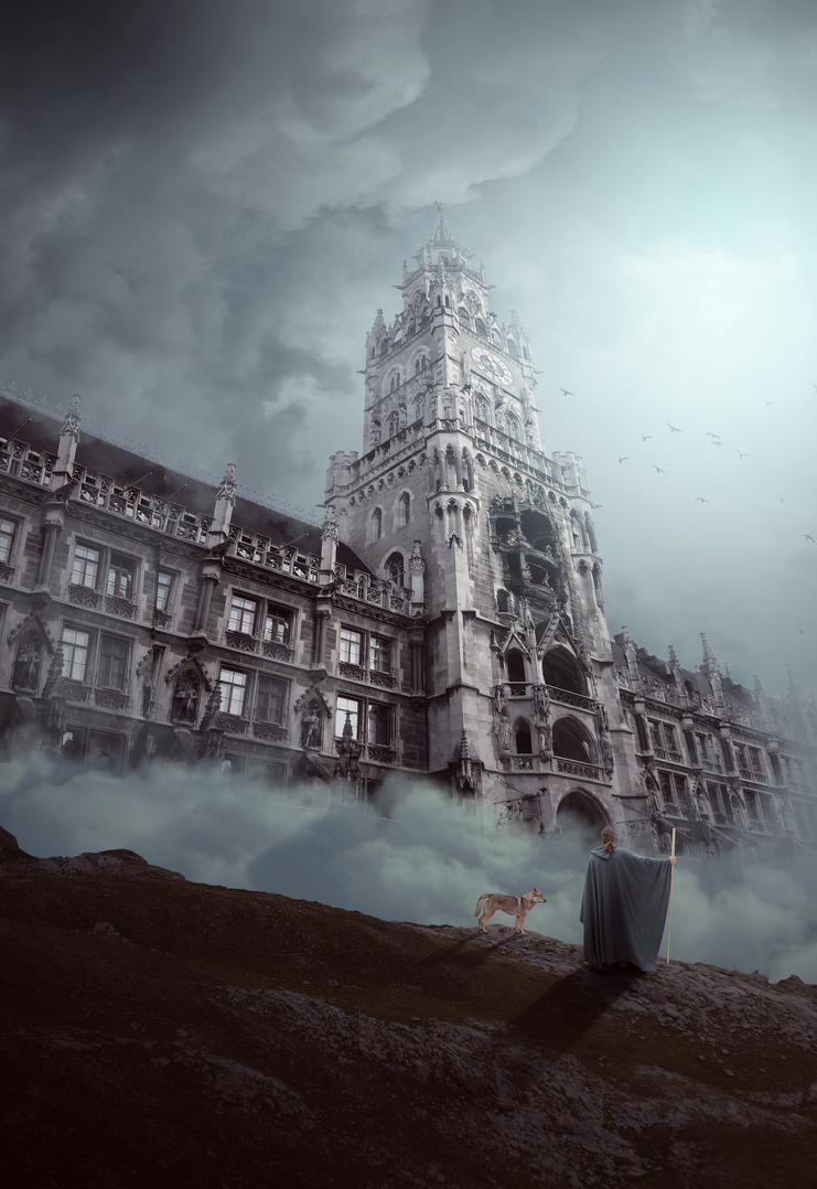 The Castle by annie1001