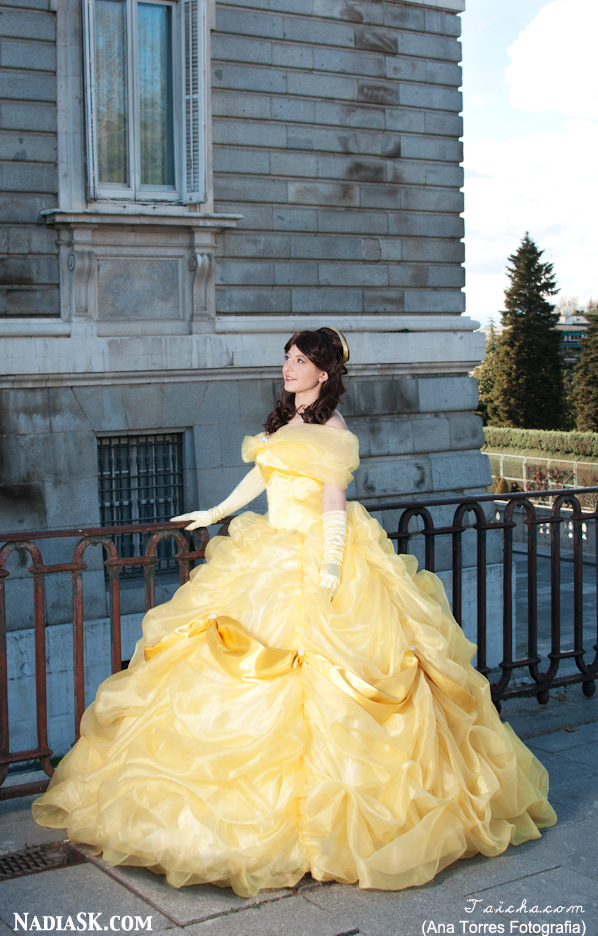 Belle by NadiaSK