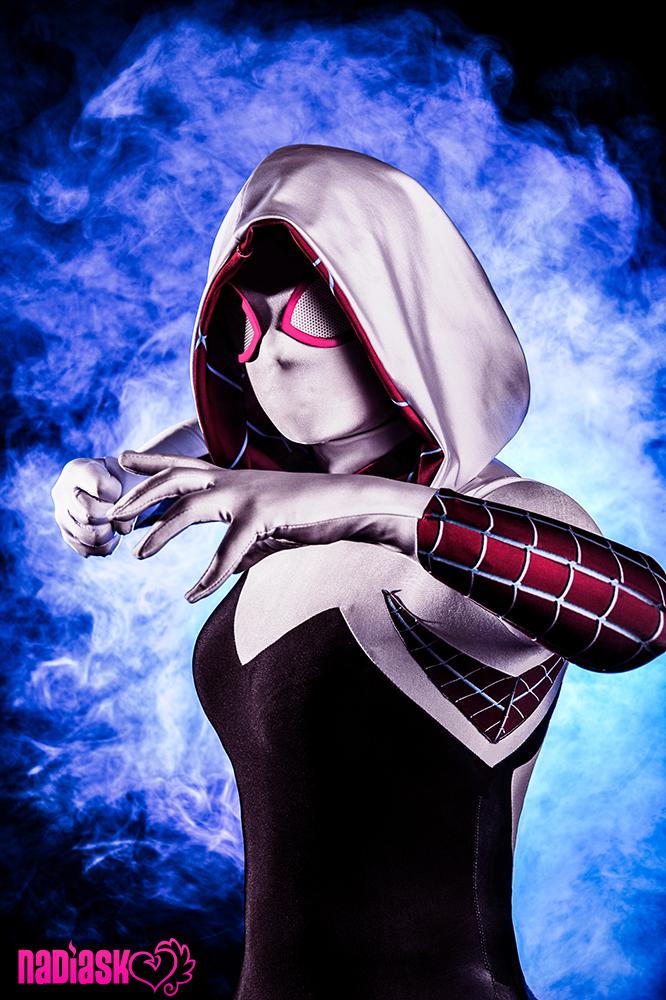 SpiderGwen by NadiaSK