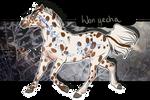 Wanyecha GR004 - Official Padro Group Horse by KimboKah