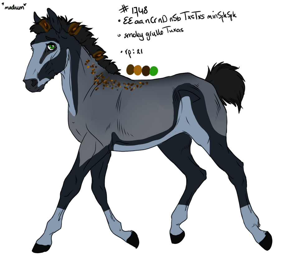 1748 Padro Raffle Import for Agnes-Silverwood by ArtOfFreedom