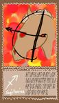 Padro Tarrot Cards: Sagittarius by KimboKah