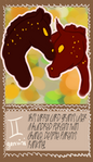 Padro Tarrot Cards: Gemini by KimboKah