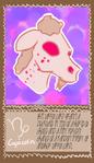Padro Tarrot Cards: Capricorn by KimboKah