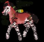 Padro Foal Design - NGS Nazihk 3415 by KimboKah