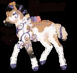 Padro Foal Design - NGS Caelan 3496 by KimboKah