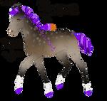 Padro Foal Design - NGS MoonWill 3625 by KimboKah