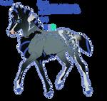 Padro Foal Design - NGS Anaconda 3758 by KimboKah