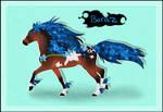 9860 NGS Baraz - FlowPow Stallion