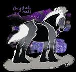9886 NGS Chrystal Ball - SOLD