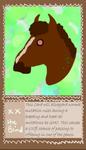 Padro Tarrot Card - The Blind by KimboKah