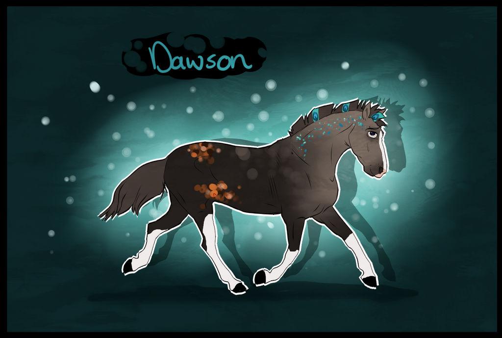 5293 NGS Dawson - Flek Stallion