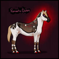5586 NGS Romantic Queen - Mia Mare by KimboKah
