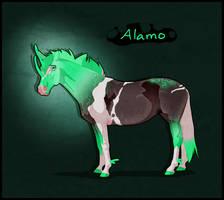 K3861 NGS Alamo - Multiple Mutation Stallion by KimboKah