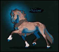 K5878 NGS Nizar - Leo Novius Mare by KimboKah