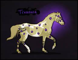 5721 NGS Treasure by KimboKah