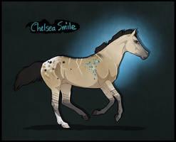 K5353 NGS Chelsea Smile by KimboKah