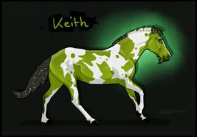 5649 NGS Keith - Gerule Stallion by KimboKah