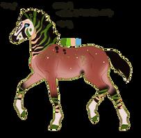 K7487 Padro Foal Design by KimboKah