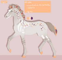 2086 Padro Foal Redesign