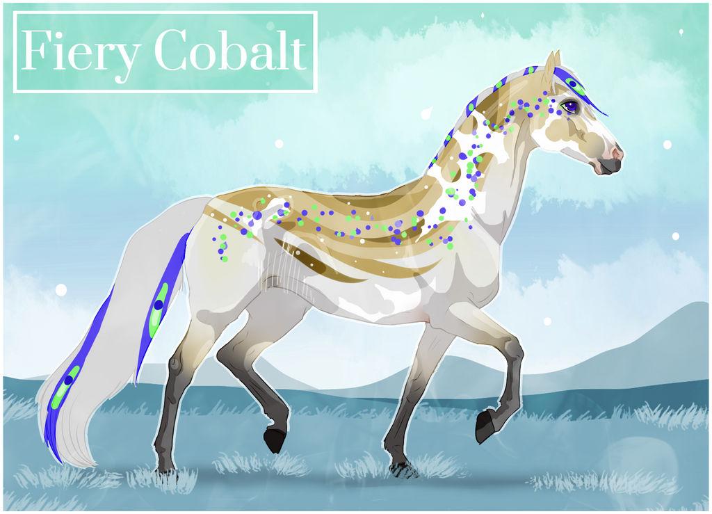 5874 NGS Fiery Cobalt