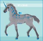 K8628 Padro Foal Design