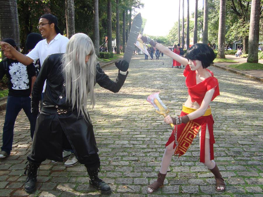 cosplay brasil exibir t pico   ajuda kratos vers o