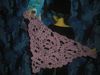 ''The Lost Souls' Shawl by Storm137