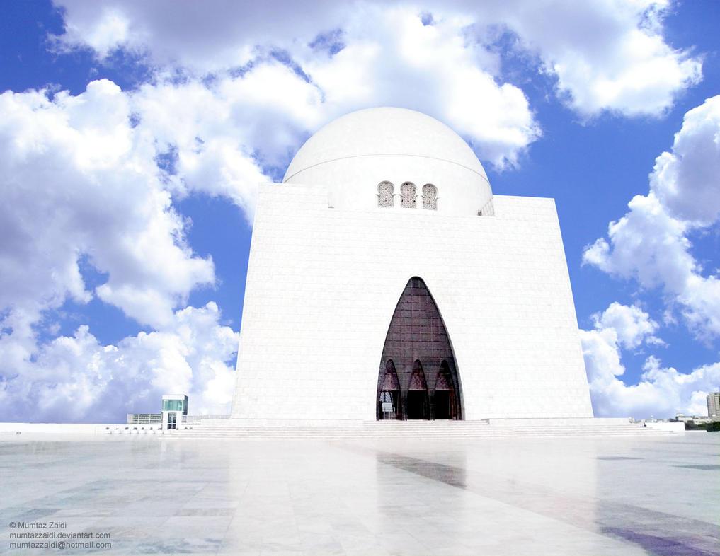 essay on quaid-e-azam tomb