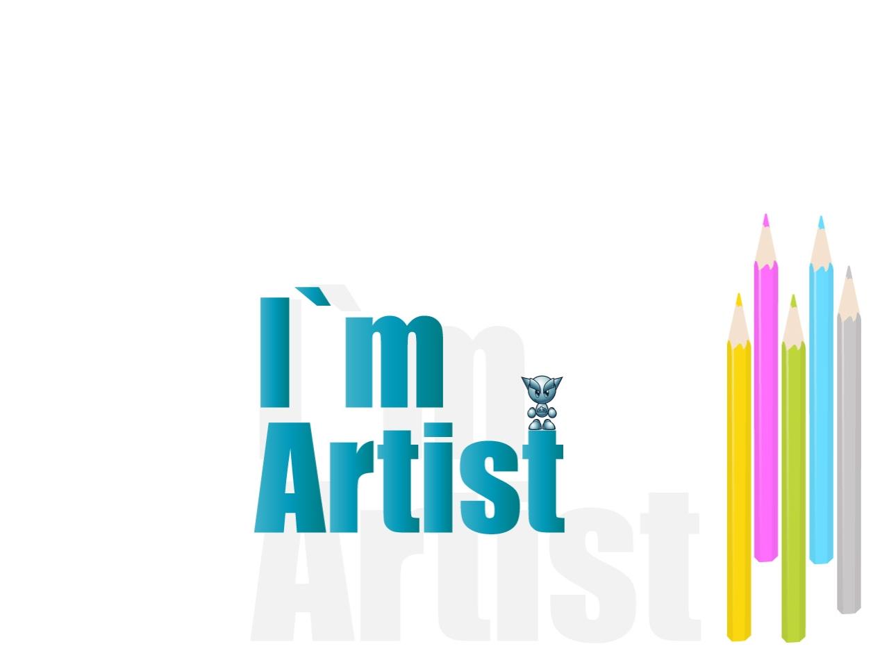 Artist Wallpaper