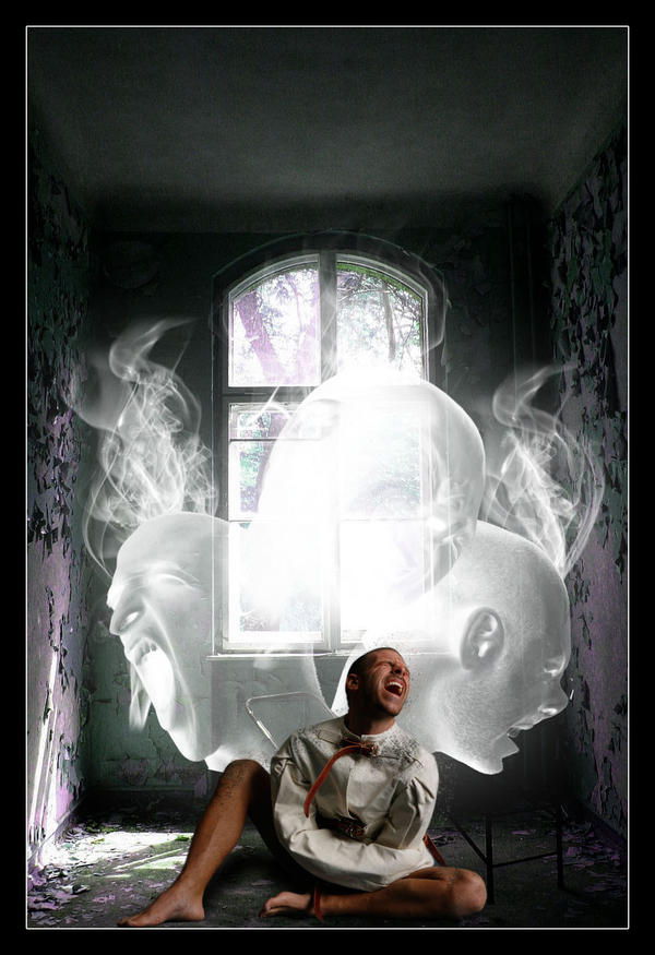 Ghost by Mumtazzaidi
