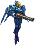 Pharah - Overwatch